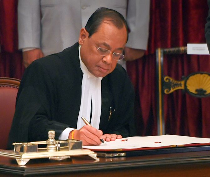 CJI to decide these crucial cases before retirement