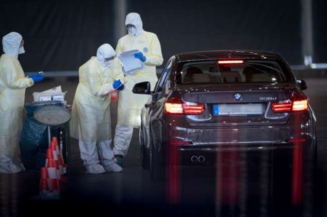 Germany reports over 90,000 COVID-19 cases