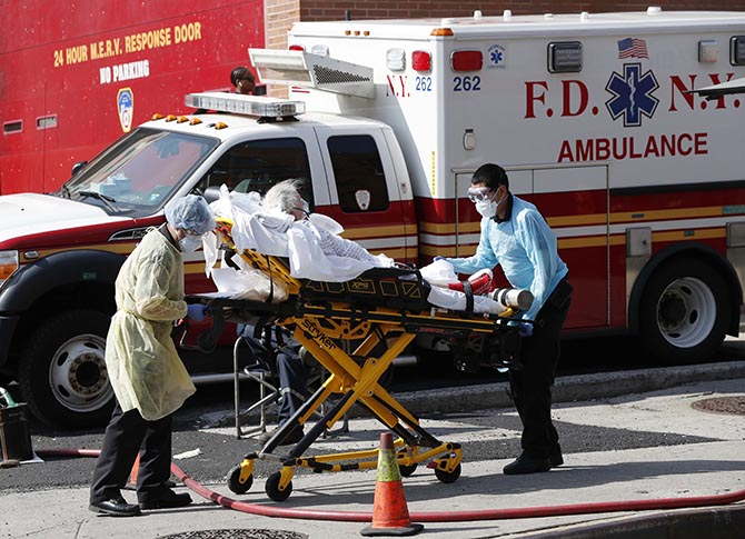 US COVID-19 death toll at 16k, cases at 4.6 lakh