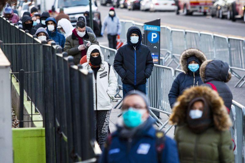 NY COVID-19 deaths top 4k, warning of 'hardest' week ahead