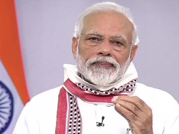 Modi and his look-alike on the global coronavirus firmament