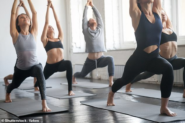 Blood pressure issues? Try hot yoga