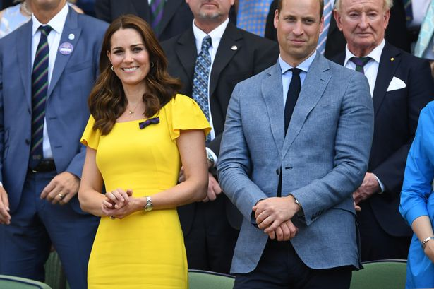 Will and Kate's budget flight