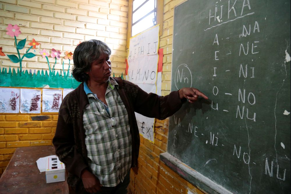 In 21st century, threats 'from all sides' for Latin America's original languages