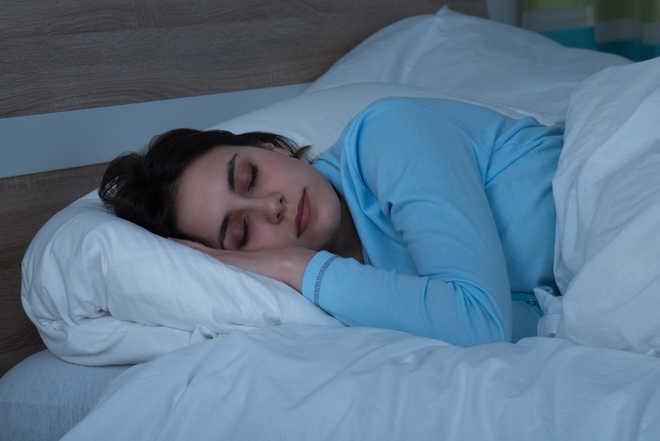 Deep sleep can calm, reset the anxious brain