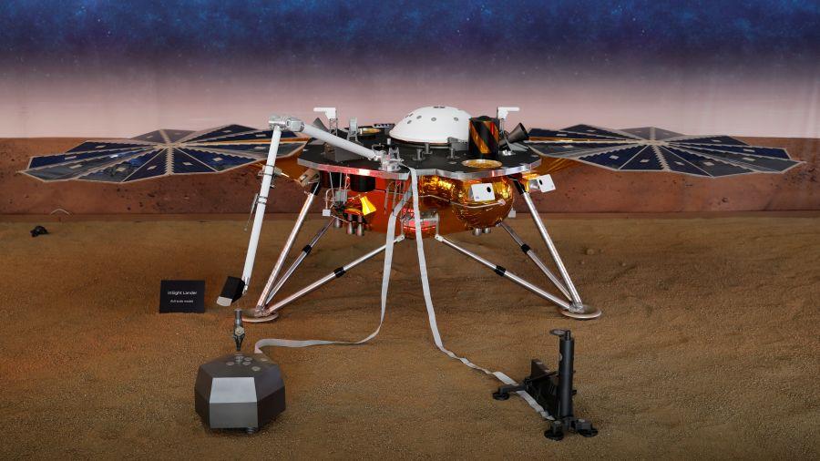 Shake it, baby! NASA robotic lander confirms quakes on Mars