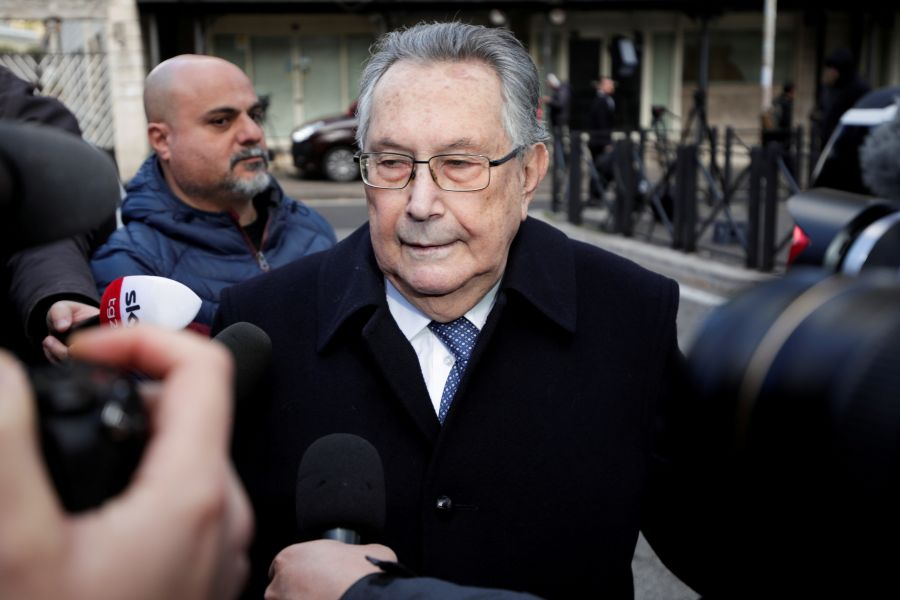Trial of U.S. men accused of killing Italian policeman opens in Rome