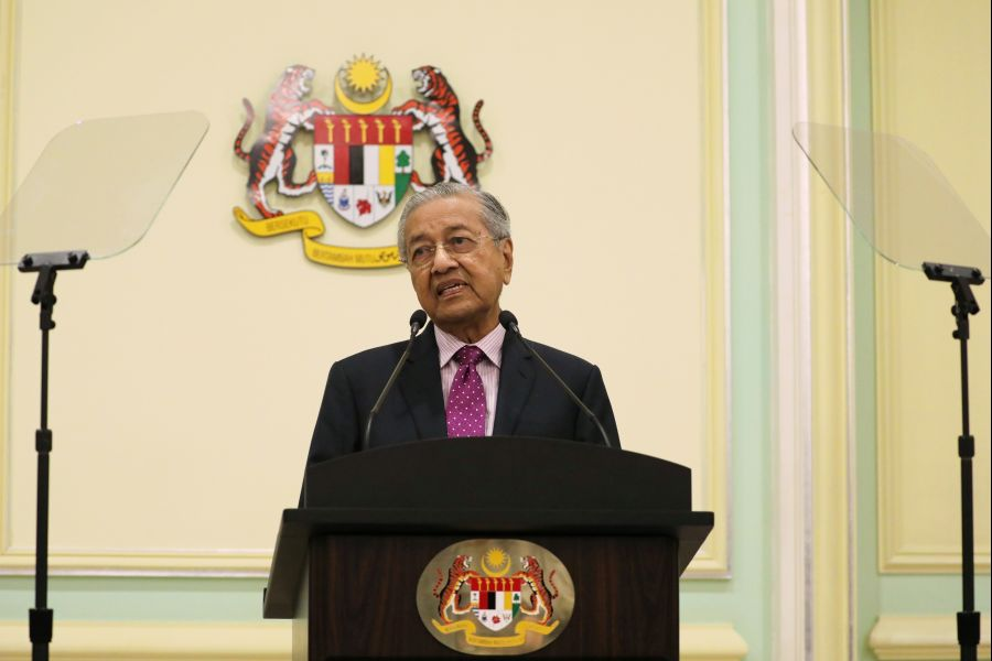Malaysia uncertainty grows as palace rejects Mahathir plan