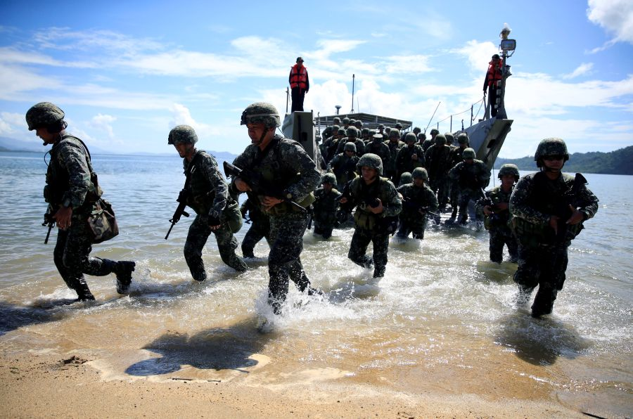 Door not shut for saving U.S.-Philippines defence pact - envoy