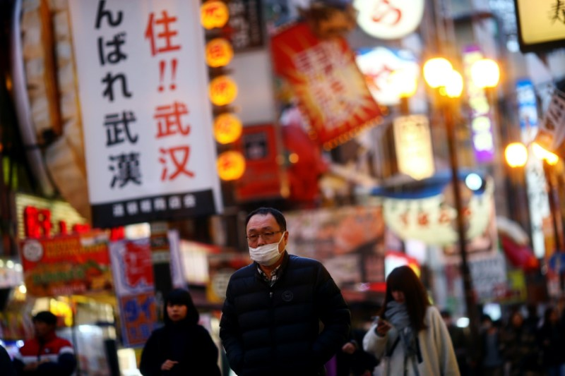 Japan's Abe calls coronavirus a 'national crisis' after surge in Tokyo