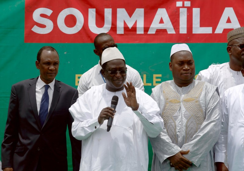 Mali opposition leader goes missing with 11 others - party