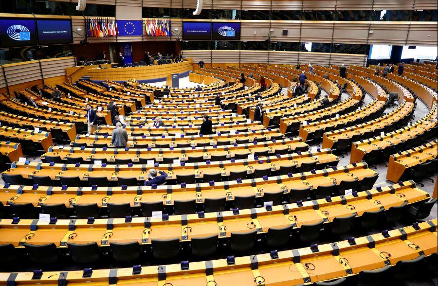 EU lawmakers to approve aid for coronavirus-hit economy in remote vote