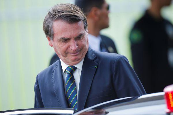 Brazil's Bolsonaro says hopes coronavirus quarantine measures end this week