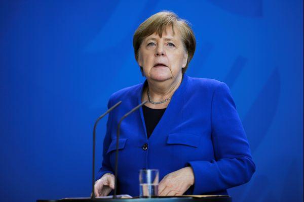 'We need life again'; Germans rush to reopened shops but Merkel worries