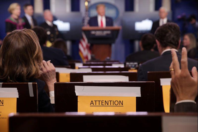 Trump says he will suspend all immigration into U.S. over coronavirus