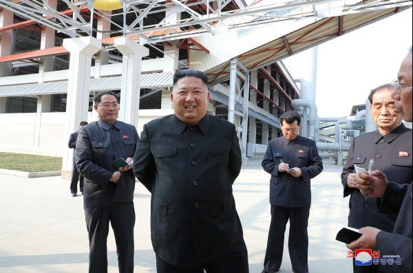 South Korea says Kim Jong Un did not have surgery, as two Koreas exchange gunfire