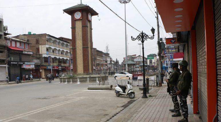 Kashmir: Lobbies at play