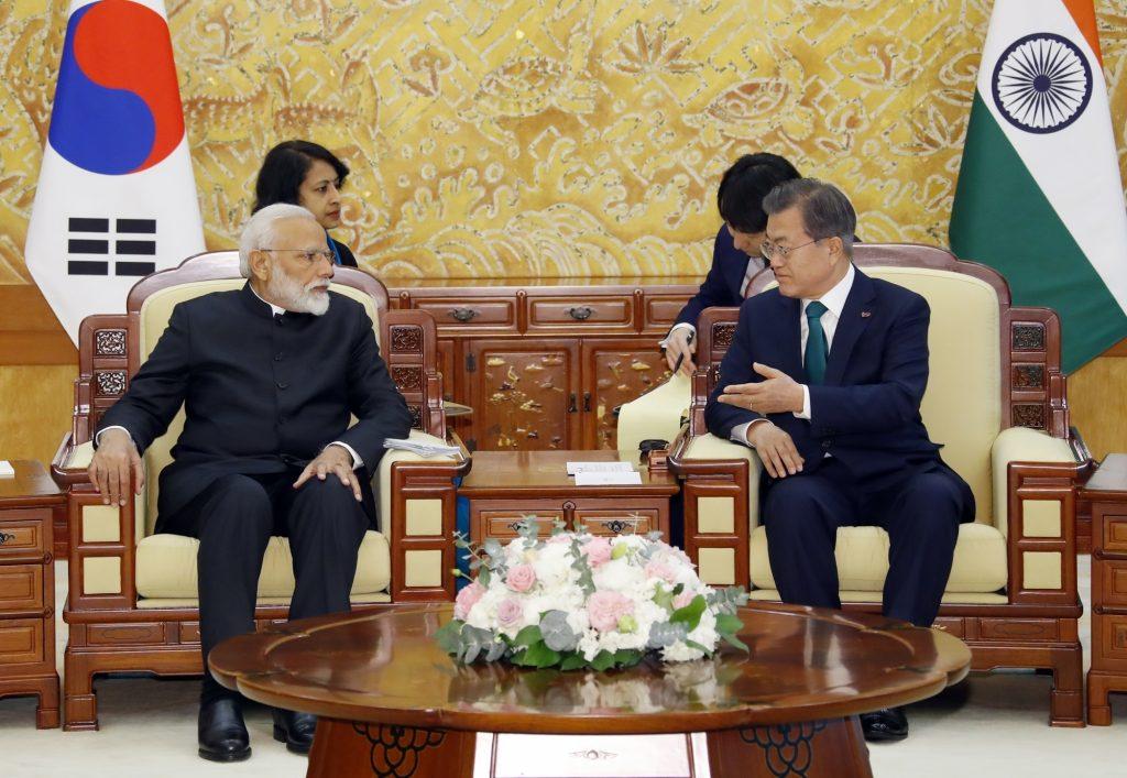 Modi govt may follow S Korean development model