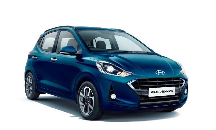 Hyundai launches Grand i10 Nios @ Rs 4.99-7.99 lakh