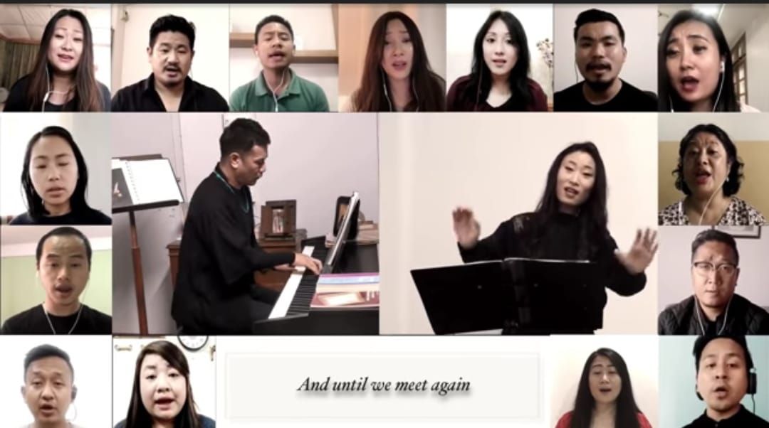 Nagaland's Virtual Choir spreads 'ray of hope' during COVID-19 lockdown