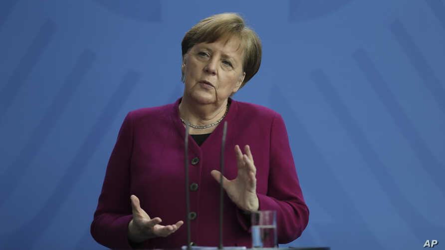 Merkel warns of false sense of security