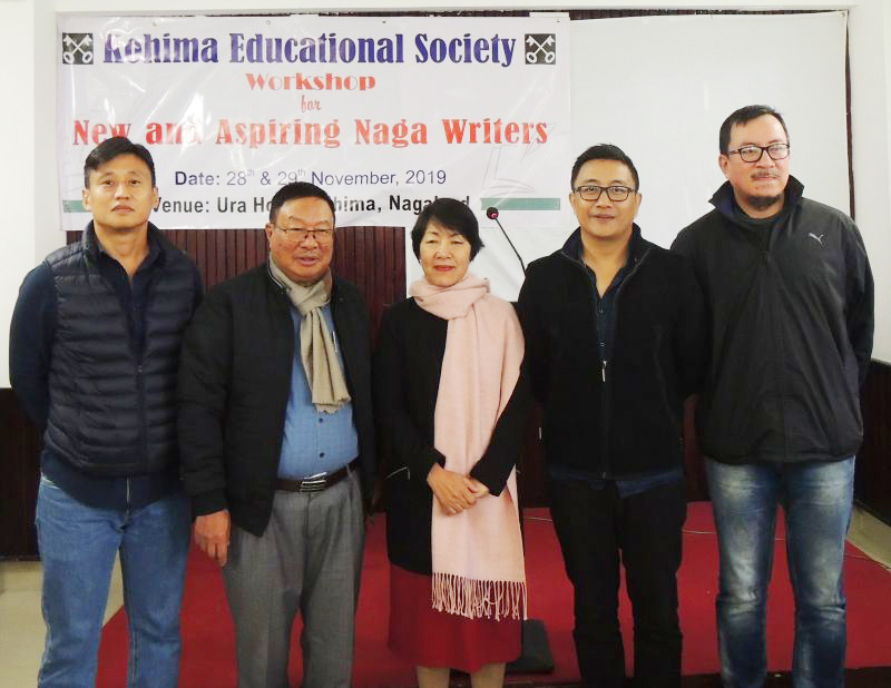 KES workshop for new and aspiring writers concludes