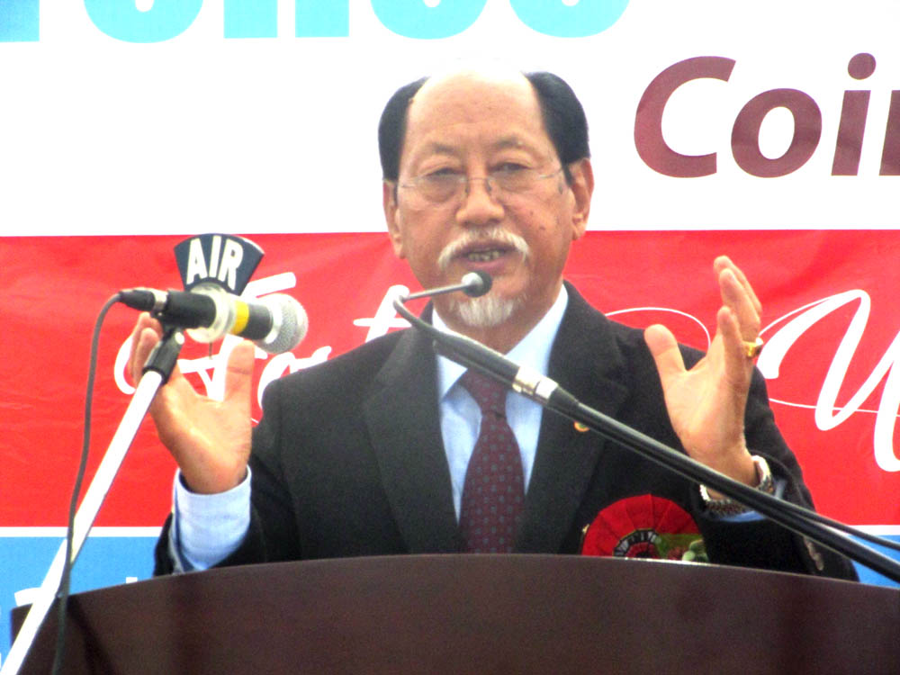 Rio calls for unity amongst Nagas