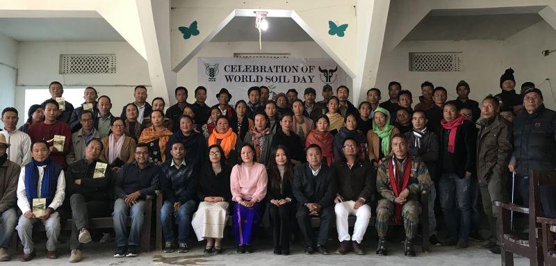 KVK-Phek celebrates World Soil Day | MorungExpress ...