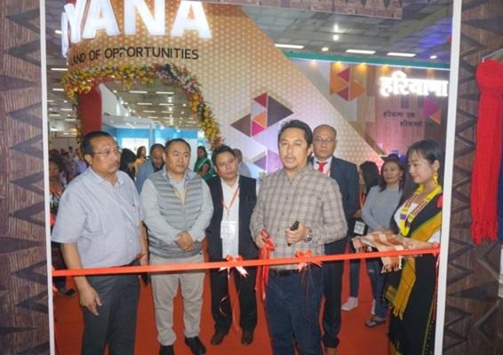 Nagaland State Pavilion inaugurated at IIFT Trade Fair 2019