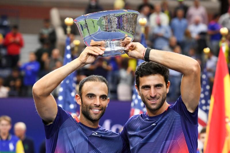 Cabal, Farah win US Open men's doubles title