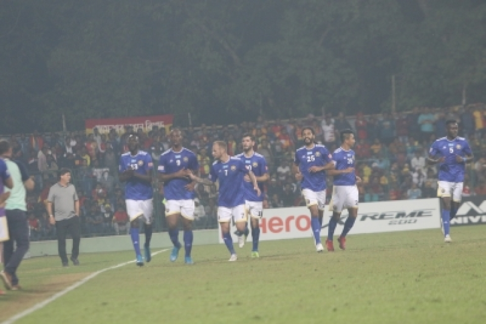 Juanan fires Bengaluru FC to the top