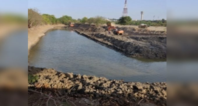 Once thirsty, Chennai Cantt now a model for others