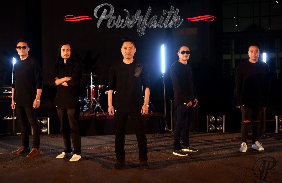 Powerfaith:Touching lives through music