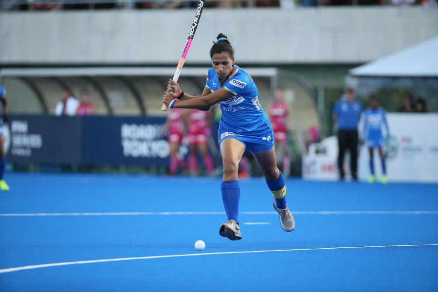 Indian hockey teams set for Test event challenge