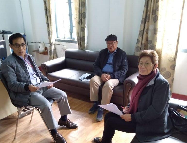 Nagaland: Retired docs & med  students volunteer for service