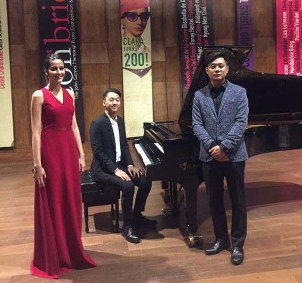 Two from Nagaland win top honours at 'Con Brio' Piano Competition