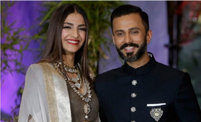 Hubby Anand the best thing to happen to me: Sonam Kapoor