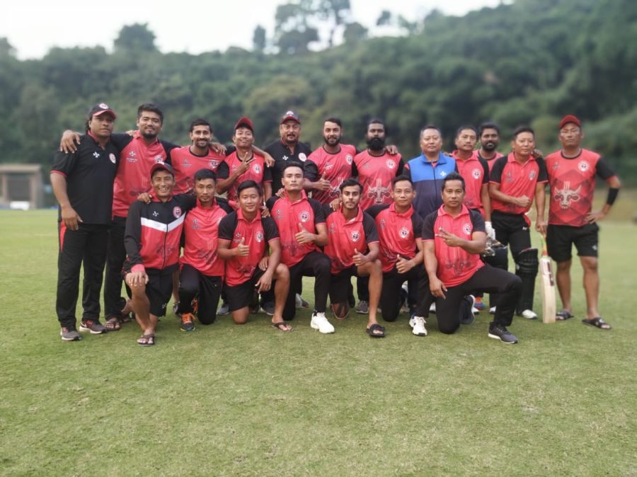 Nagaland cricket team defeats Chandigarh in 'historic' win