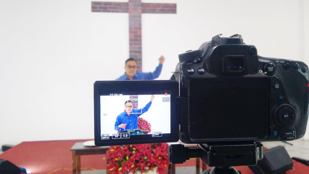 Churches in Nagaland turn to social media for Sunday worship service