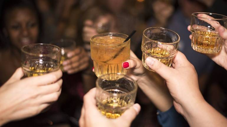 Liquor consumption increases risk of Covid-19 infection