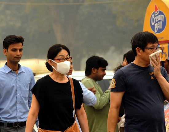 'Bad air cutting lives short by 7 yrs in Hindi heartland'