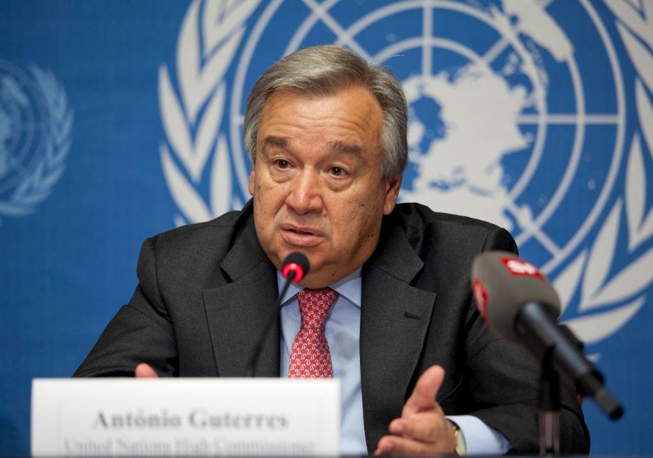 Guterres urges gender violence end amid 'horrifying' global surge