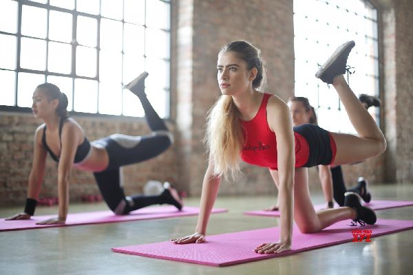 Aerobics at any age a super treat for your brain