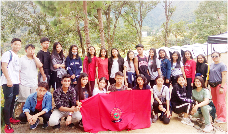 Hollotoli students completes field trip to Campsite Yedikha
