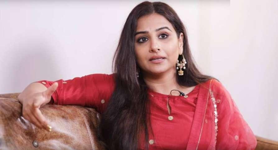 When a Tamil producer made Vidya Balan feel ugly
