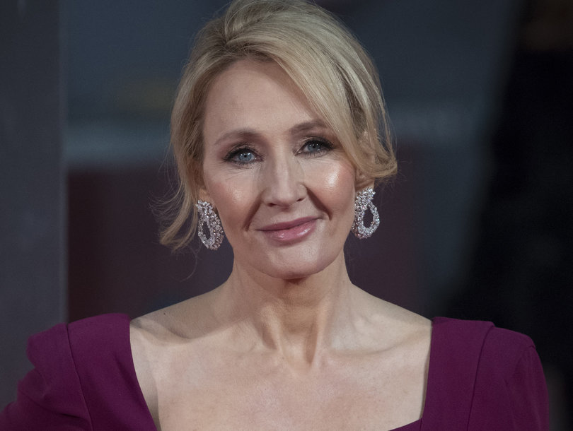 JK Rowling shares breathing techniques to recover from Covid-19