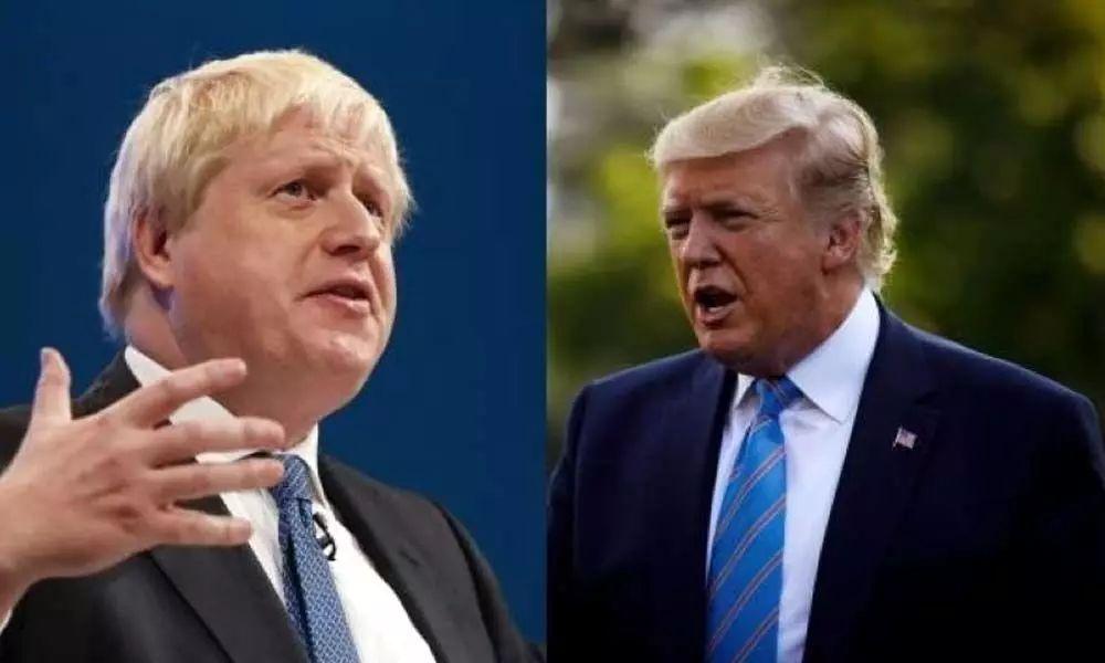 'UK-US trade talks document leak linked to Russia'