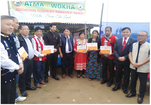 ATMA Wokha organizes District level exhibition