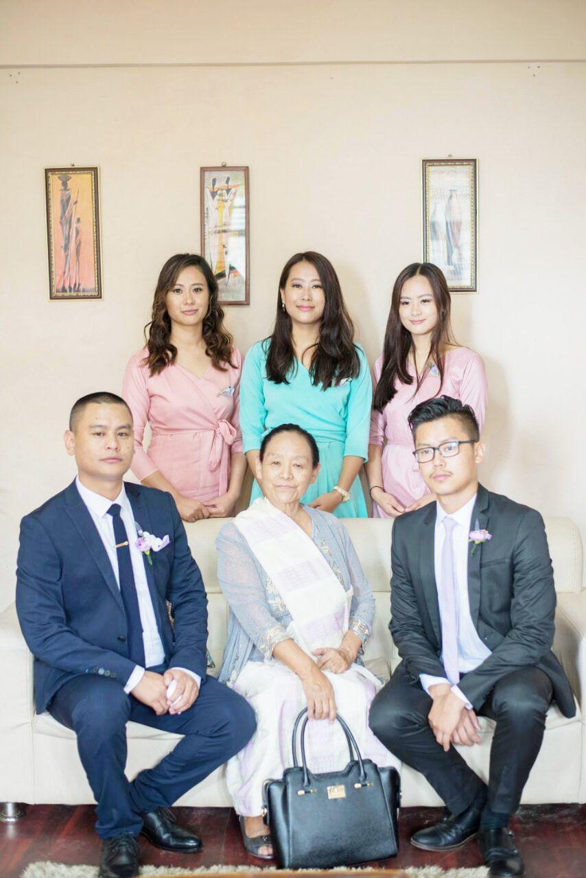 Celebrating Mother's Day under lockdown