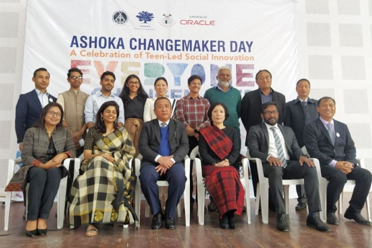 Nagaland: Students encouraged to lead social innovation